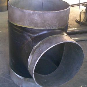 PRE-INSULATED ASTM 234 CARBON STEEL FITTINGS