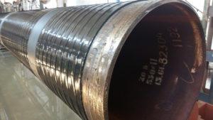 Труби ДН 89.1420 мм. З моношаровим 3(2) шаровим покриттям на основі екструдованого поліетилену з адгезивним підшаром