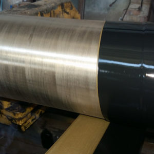 Модифицированная полимерная композиция аклен 02- для нанесения двухслойных антикоррозионных заводских и базовых покрытий стальных труб