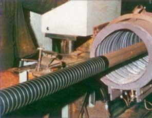 Антикоррозионная изоляция труб термоусадочной лентой «Антикортермо»