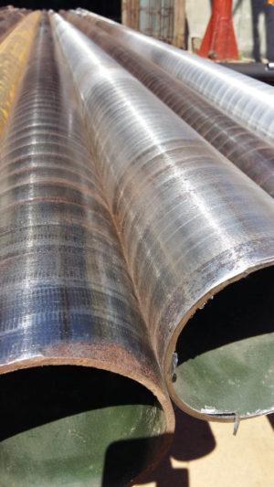 Реставрація сталевих труб