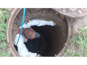Телеінспекція каналізаційних колекторів