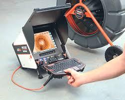 Телеинспекция и локальный ремонт при бестраншейной реинновации