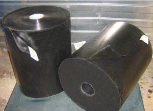 Битумно — полимерная липкая лента для гидроизоляции труб
