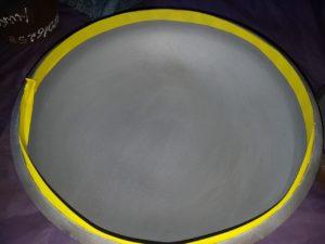 Заглушки стальные эллиптические ДН 219х6 (ДУ 200) с двух-трехслойным антикоррозионным покрытием (весьма усиленный тип)