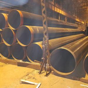 Труби сталеві ізольовані спіралешовні (ДСТУ) ГОСТ 8696-74