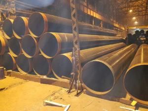 (УКР) Антикорозійна ізоляція труб і деталей трубопроводу моношаровим покриттям на основі екструдованого поліетилену