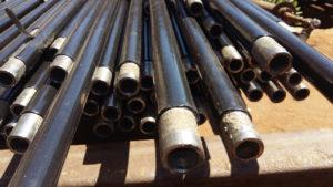 Труба ду25мм ДН 33, 5* 2,8; 3,2; 4,0 мм. ДСТУ (ГОСТ) 3262 ізольована моношаровим, двох-трьохшаровим покриттям типу (ВУС)