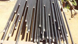 (УКР) Труба ду80мм ДН 88,5х3,5; 4,0; 4,5 мм. ДСТУ (ГОСТ) 3262 ізольована моношаровим, двох-трьохшаровим покриттям типу (ВУС)