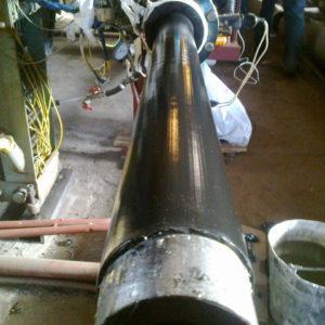 Труба ду100мм ДН 114х4,0; 4,5; 5,0 мм. ГОСТ (ДСТУ) 3262 изолированная монослойным, двух-трехслойным покрытием типа (ВУС)