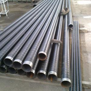Труби сталеві ізольовані ВГП (ДСТУ) ГОСТ 3262-75
