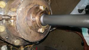 (УКР) Труба ДН 38*2,5; 2,8..8,0 мм. ДСТУ (ГОСТ) 8732 безшовна ізольована моношаровим, двох-трьохшаровим покриттям типу (ВУС)