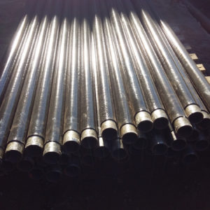 Труба ДН 83х2,5; 2,8; 3,0; 3,2; 3,5; 3,8; 4,0; 4,5; 5,0 мм. ДСТУ (ГОСТ) 10704, 10705, 10706 ізольована моношаровим, двох-трьохшаровим покриттям типу (ВУС)