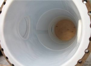 Bath, Cisterns, Ferroconcrete Wells Lining