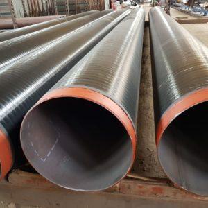 Труби сталеві ізольовані для магістральних газонафтопроводів (ДСТУ) ГОСТ 20295-85
