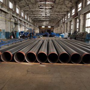 Труби сталеві ізольовані прямошовні (ДСТУ) ГОСТ 10704 / 10705