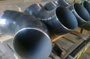 (ENG) Buttweld Carbon Steel Elbows Astm A234 En 10253-2 Coated With Mono- 2- 3 Layer Extruded PE/PP