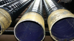 Enameled Steel Pipes And Pipe Joints