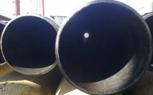 Антикоррозионная изоляция труб кремнийорганической композицией кок