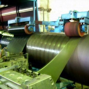 Модифицированная полимерная композиция аклен 06-у для нанесения антикоррозионных двух-трехслойных заводских или базовых покрытий стальных труб