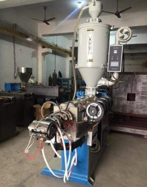 Crosshead PE/PP Extrusion Line For Steel/Cast Iron Pipes With Mono-2-3-5-7 Layer Coating And Internal PE/PP Lining