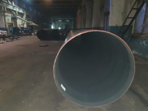 Inner Surface Lining With PE / PP Monolayer For Steel/Cast Iron Pipes