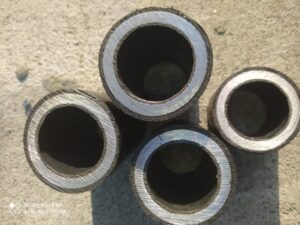 Steel Plastic Pipes