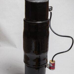 Неразъемное изолирующее муфтовое соединение для нефтяной отрасли