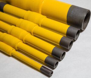 (РУС) Неразъемное изолирующее муфтовое соединение для ЖКХ и иных технологических трубопроводов