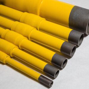 Неразъемное изолирующее муфтовое соединение для газовой отрасли